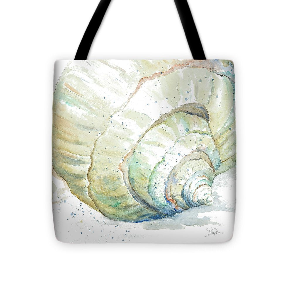 Water Conch Tote Bag