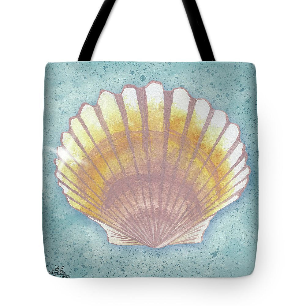 Mermaid Treasure V Tote Bag