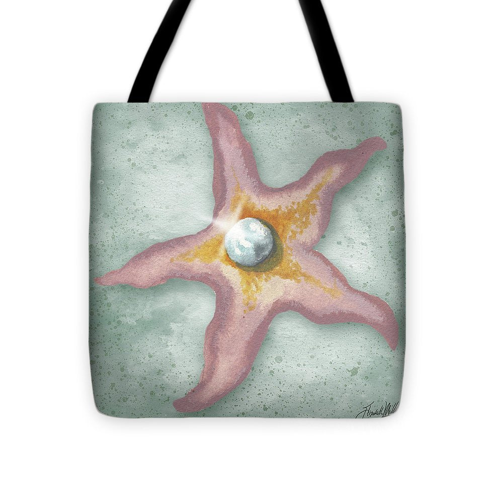 Mermaid Treasure II Tote Bag