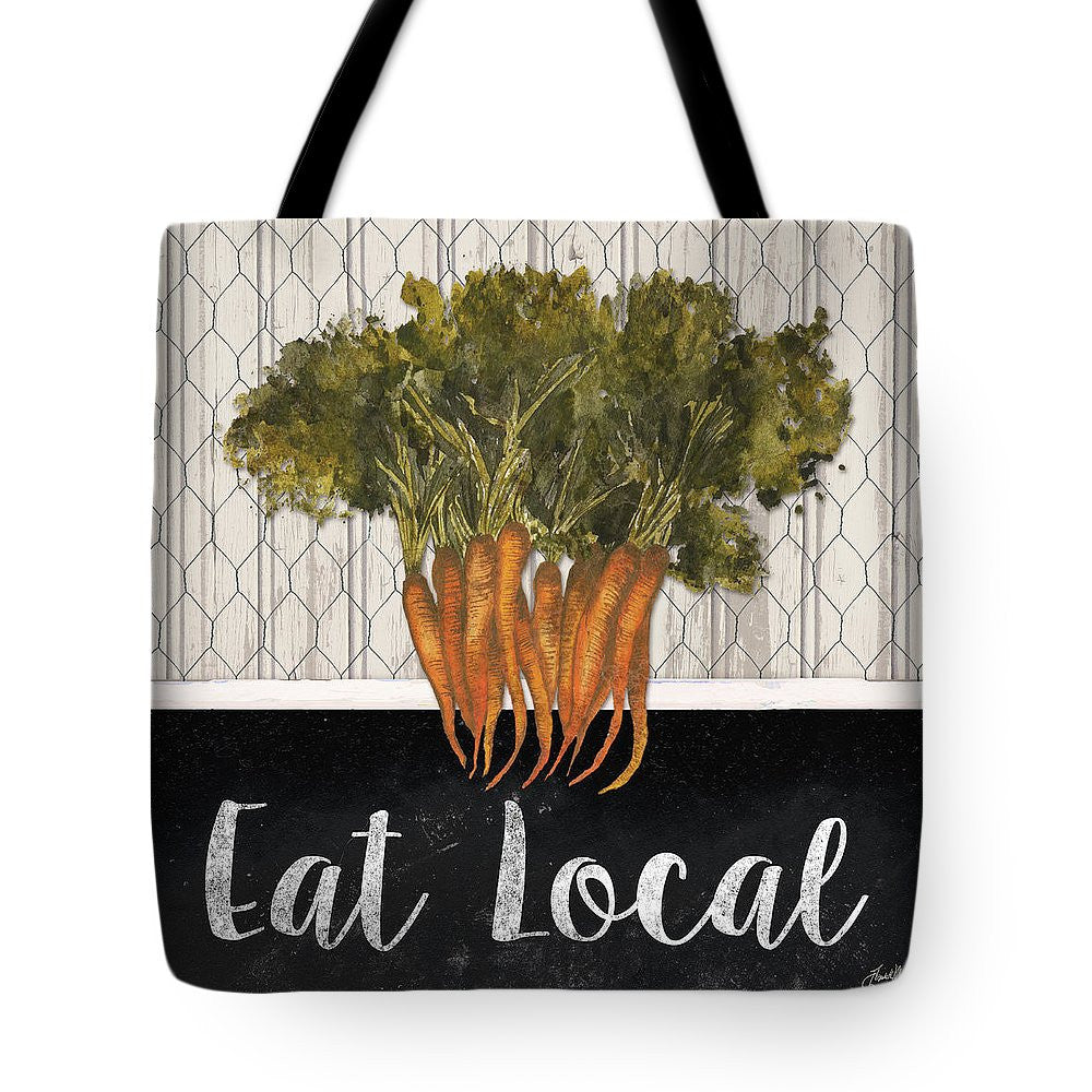 Local Grown I Tote Bag