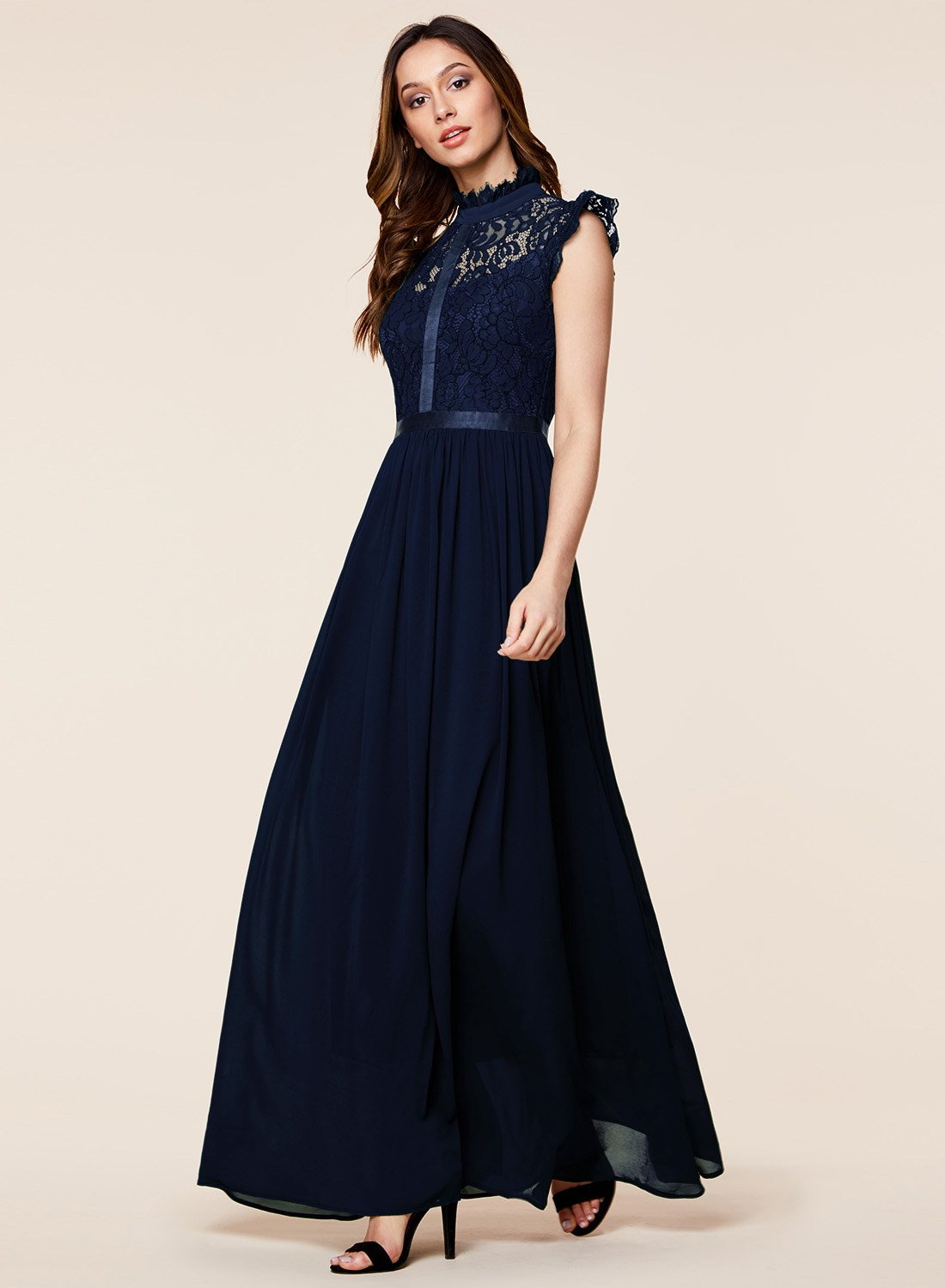 Fashion Formal Evening Party Maxi Dress