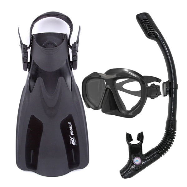 Scuba Diving Equipment Set