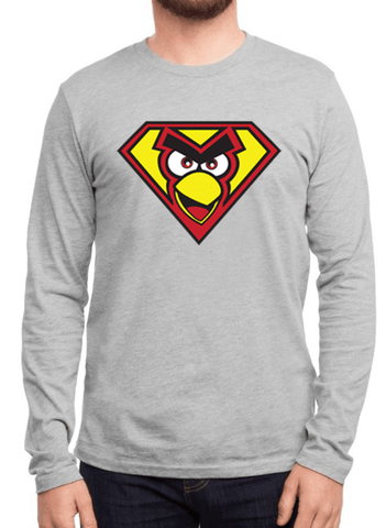Angry Bird Full Sleeves T-shirt