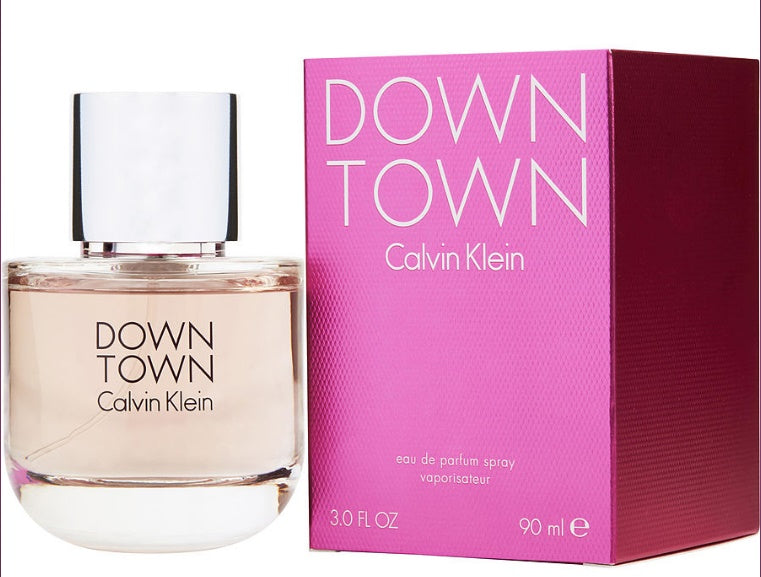 Ck Downtown Perfume - ForeverBeaute