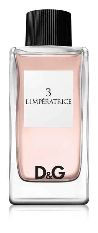 D&G ANTHOLOGY L' IMPERATRICE 3 - ForeverBeaute