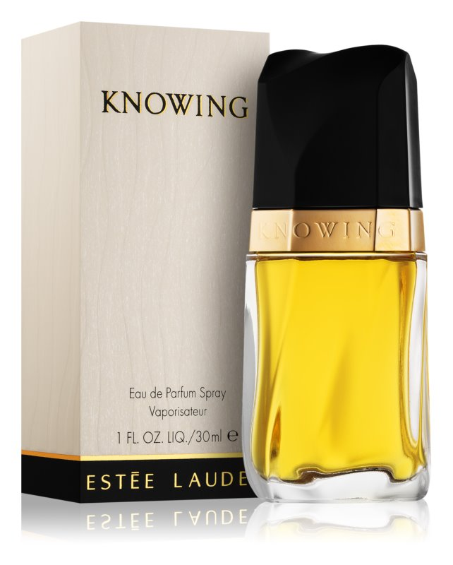 Estee Lauder Knowing - ForeverBeaute