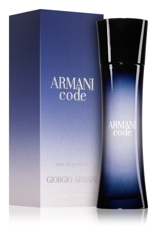 Armani Code For Women - ForeverBeaute