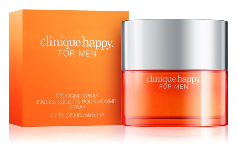 Clinique Happy For Men - ForeverBeaute