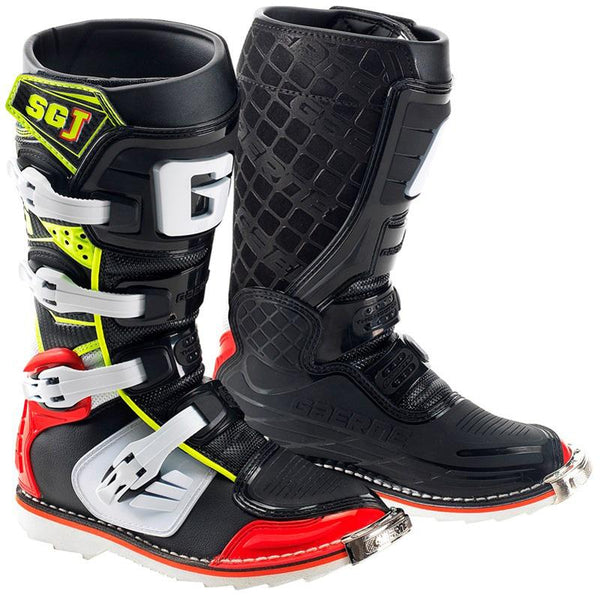 GAERNE BOOT SG-J RED/YEL 5 (EU38)