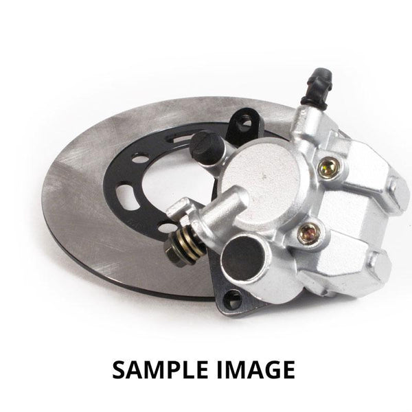 BRAKE CALIPER & DISC KIT ATV YAM BigBear/Kodiak/Wolv Fnt Lft
