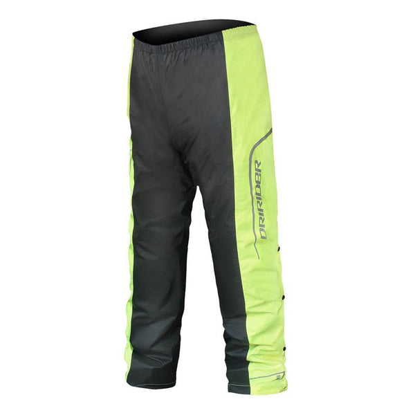 DRIRIDER THUNDERWEAR 2 RAIN PANT - DAY GLOW YELLOW