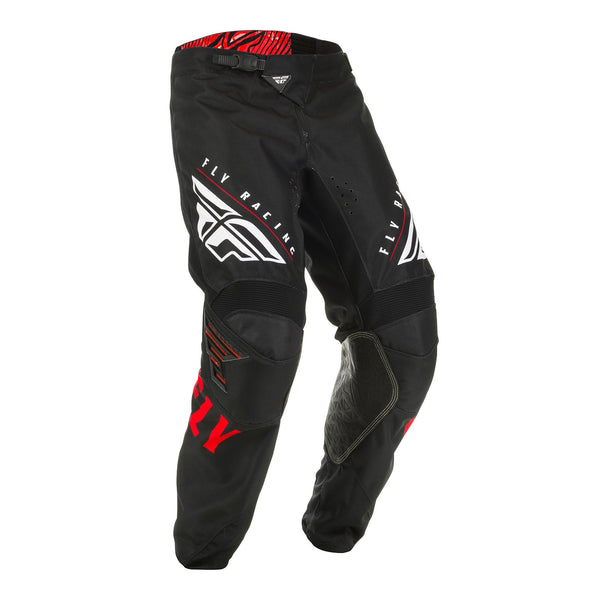 FLY '20 KINETIC K220 PANT RED/BLK/WHT SZ 20