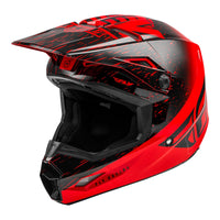FLY '20 KINETIC HELMET K120 RED/BLK MED