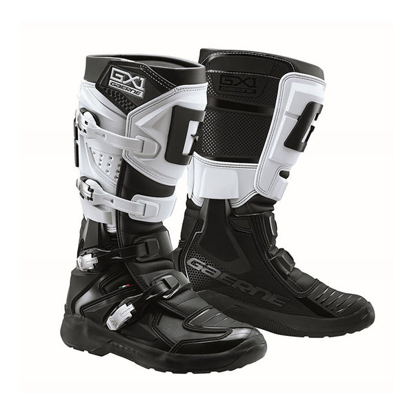 GAERNE BOOT 2020 GX-1 EVO - BLACK/WHITE