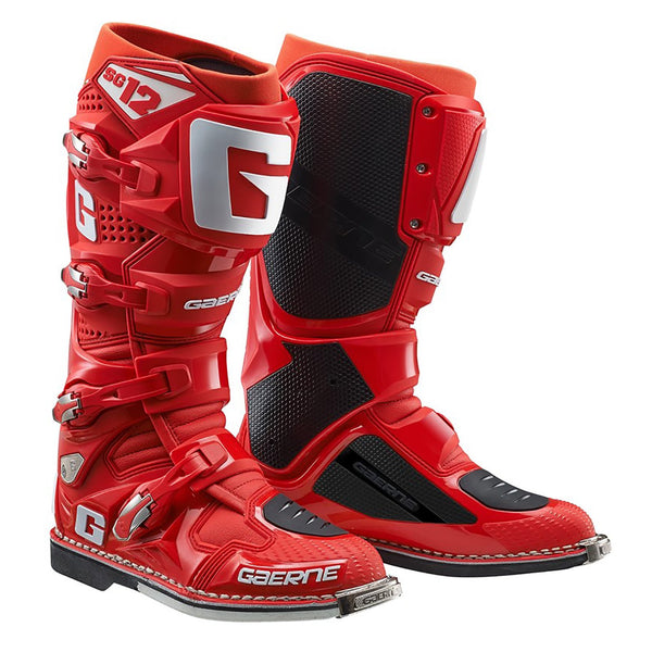 GAERNE SG12 BOOT - RED