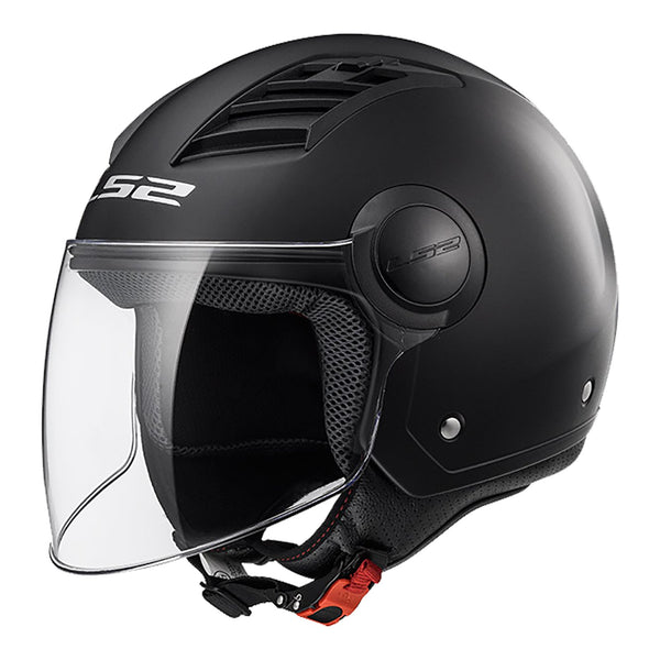 LS2 OF562 AIRFLOW HELMET - MATTE BLACK