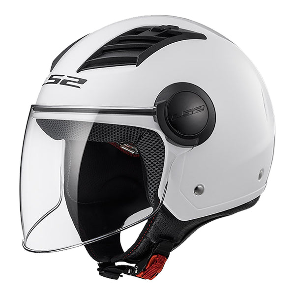 LS2 OF562 AIRFLOW HELMET - WHITE