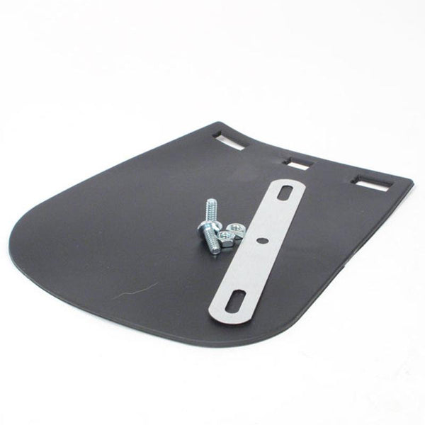 WHITES MUD FLAP BLK PVC LGE