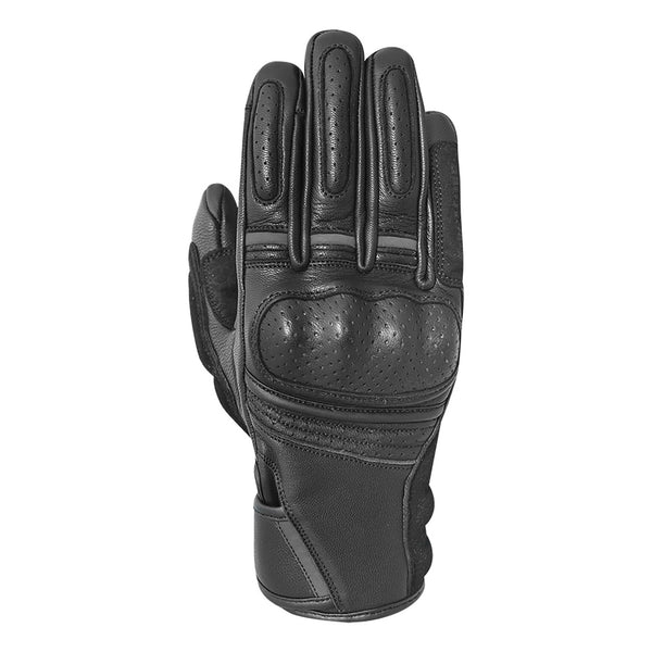 OXFORD LADIES ONTARIO LEATHER GLOVES - BLACK