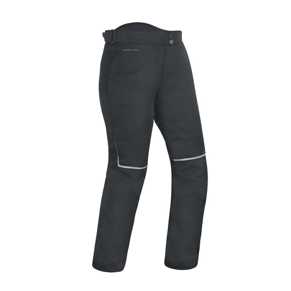 OXFORD LADIES DAKOTA 2.0 PANTS (REGULAR LEG) - STEALK BLACK