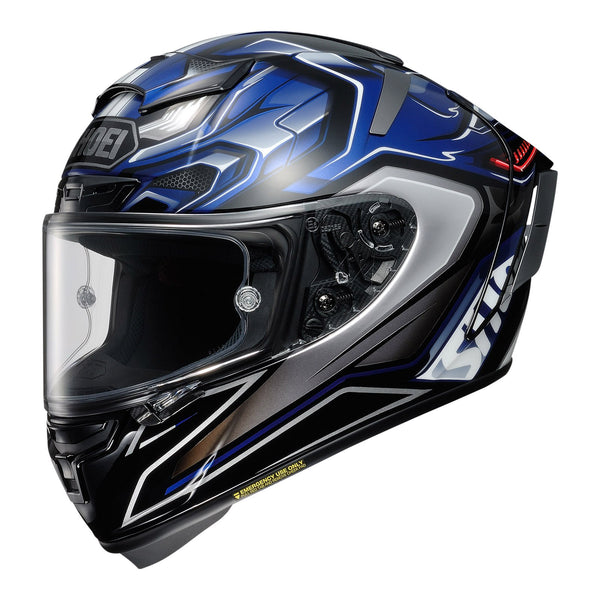 SHOEI X-SPIRIT 3 HELMET - AERODYNE TC2