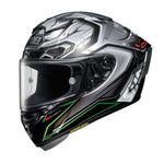 SHOEI X-SPIRIT 3 HELMET - AERODYNE TC4