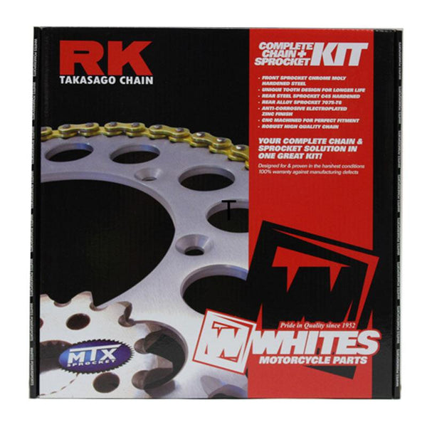 SPKT KIT YAM YZ250 02-04 U-RING - GB520MXU 14/49