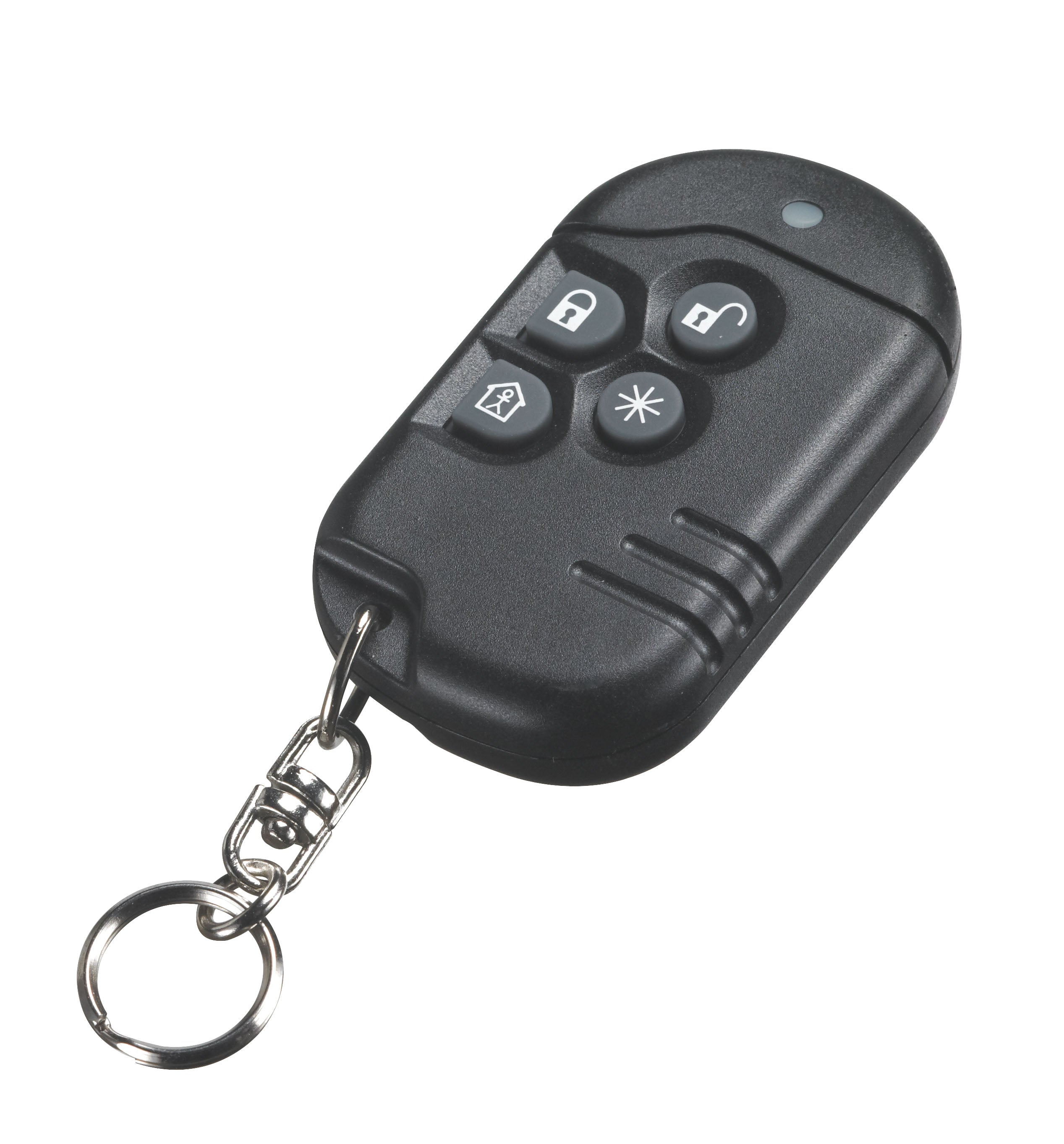 Wireless PowerG Security 4 Button Panic Key
