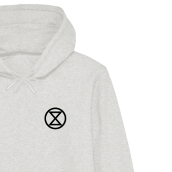 "Sweat Homme ""Extinction Rebellion"""