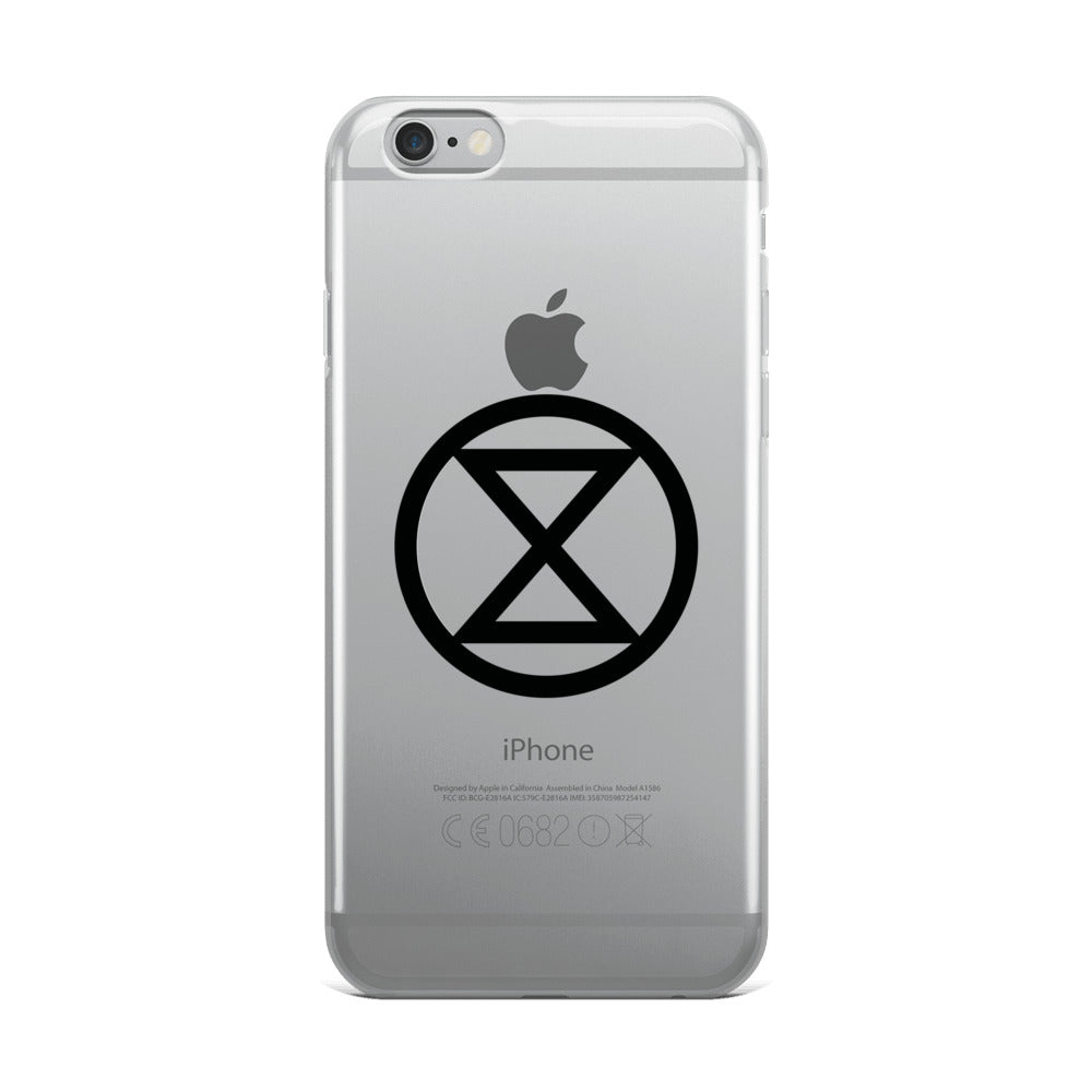 "Coque iPhone ""Extinction Rebellion"""