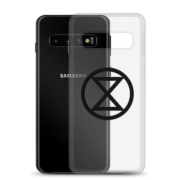 "Coque Samsung ""Extinction Rebellion"""