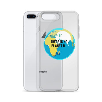 "Coque Iphone ""There is no planet B"""