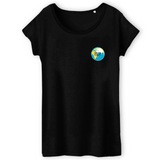 "T-Shirt Femme ""There Is No Planet B"""
