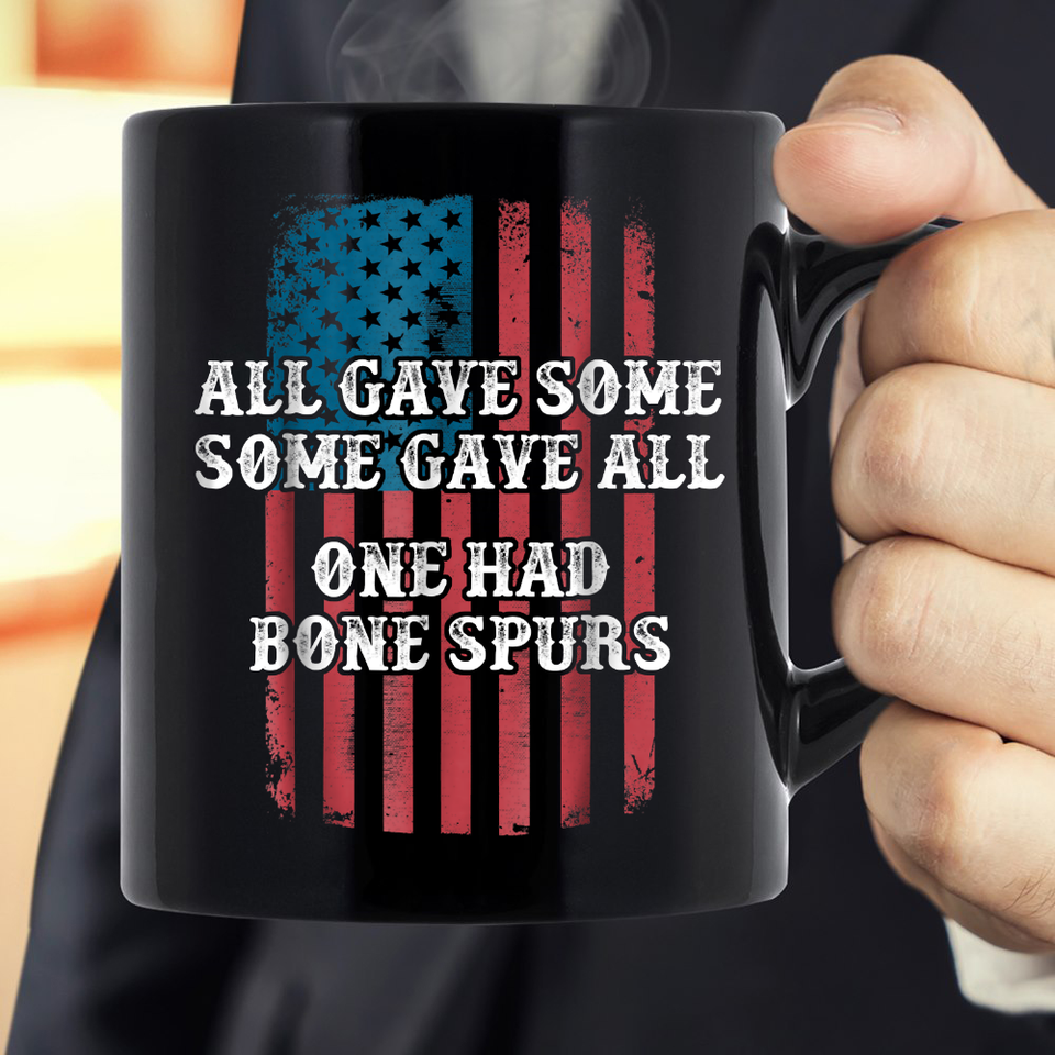 All Gave Some, Some Gave All Mug - ATMTEE