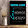 What Is A Sailor 24x36 Poster - ATMTEE