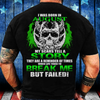 I Was Born In August My Scars Tell A Story They Are A Reminder Of Times T-Shirt - ATMTEE