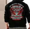 The Greatest Danger To American Freedom Is A Government That Ignores The Constitution Hoodies - ATMTEE