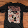 Dungeons Doggos, Love My Dog T-Shirt - ATMTEE