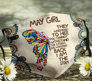May Girl They Whispered To Her Face Cover - ATMTEE