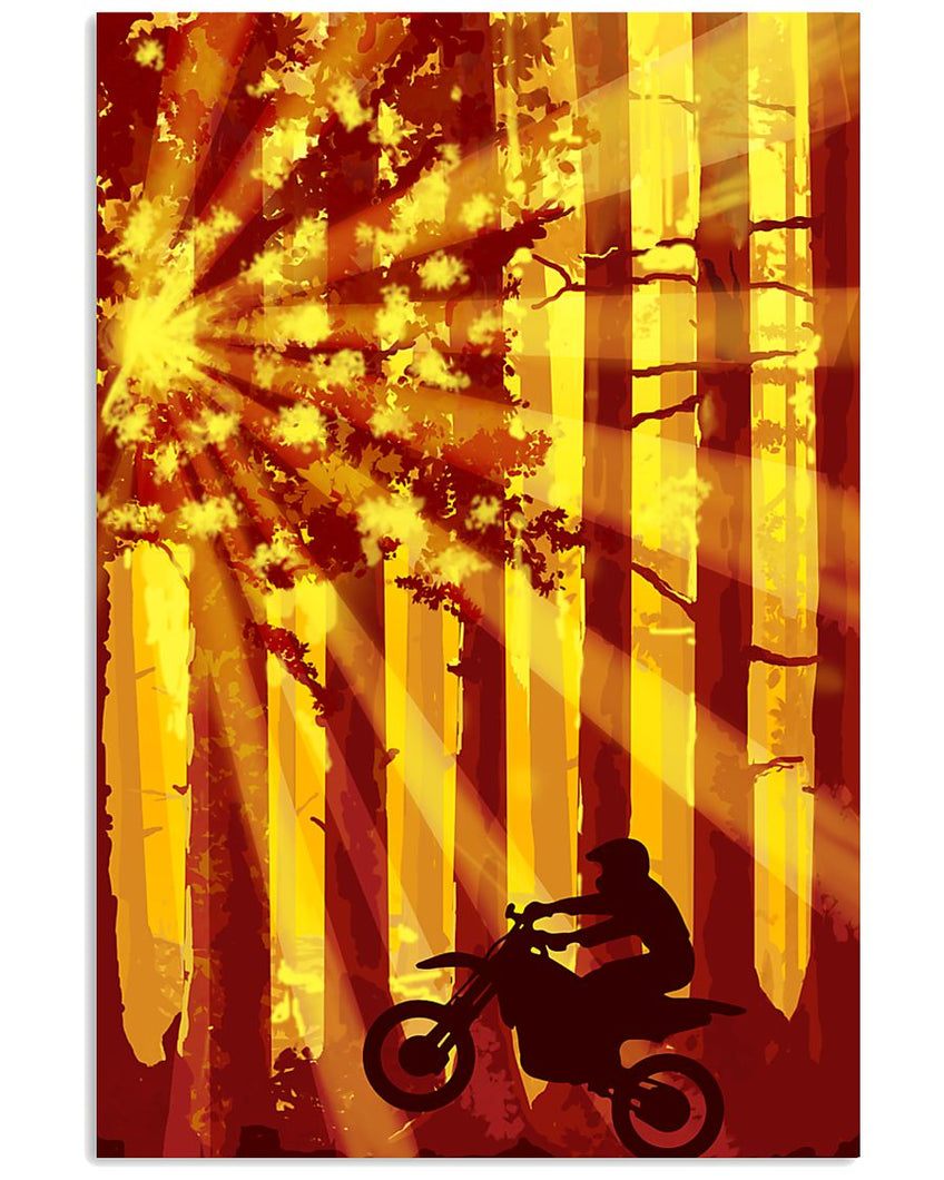 Biker Canvas, Gift For Biker 02 Matte Canvas - ATMTEE