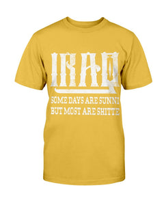 IRAD Some Day Are Sunni But Most Are Shitte T-Shirt - ATMTEE