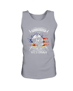I Own It Forever The Title Veteran Tank - ATMTEE