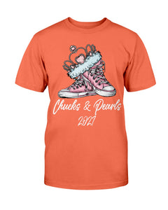 Chucks & Pearls 2021 Ver 4 T-Shirt - ATMTEE