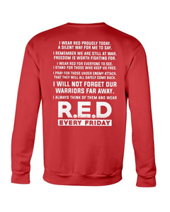 RED Every Friday - ATMTEE