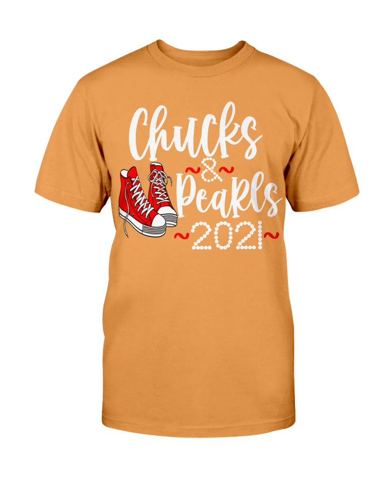 Chucks & Pearls 2021 Ver 2 T-Shirt - ATMTEE