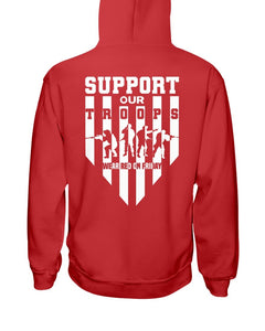 Red Friday: Support Our Troops - ATMTEE