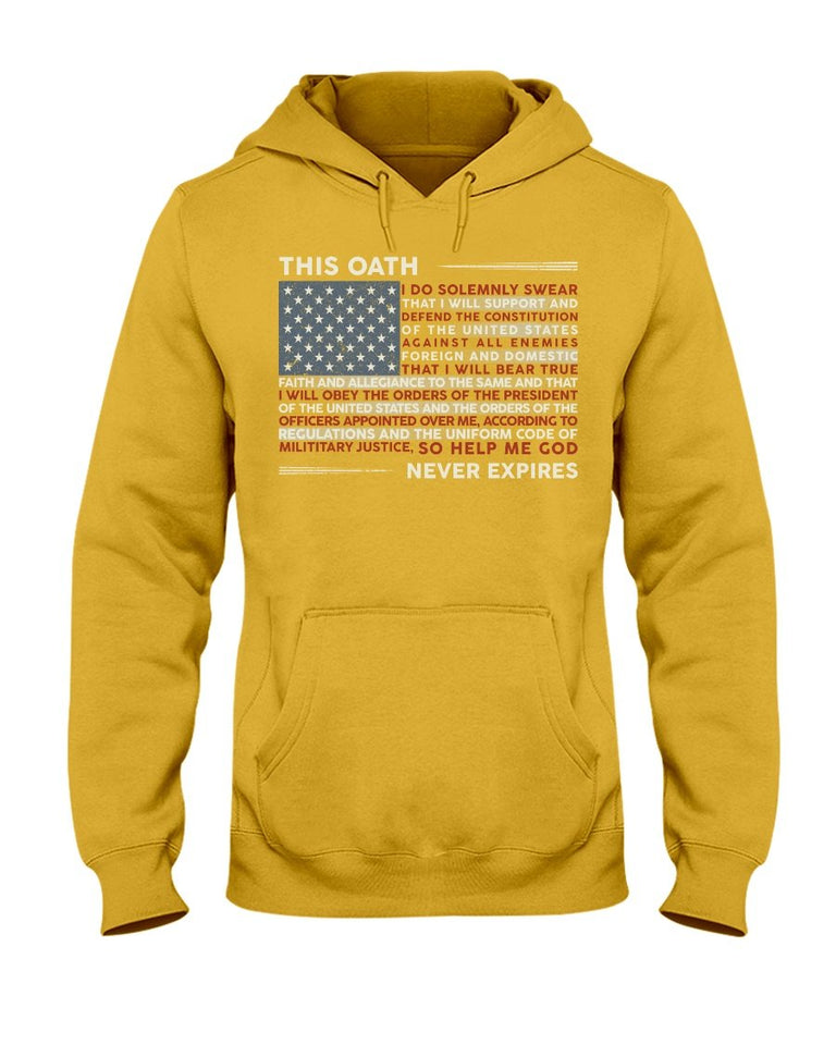 This Oath Never Expires Hoodies - ATMTEE