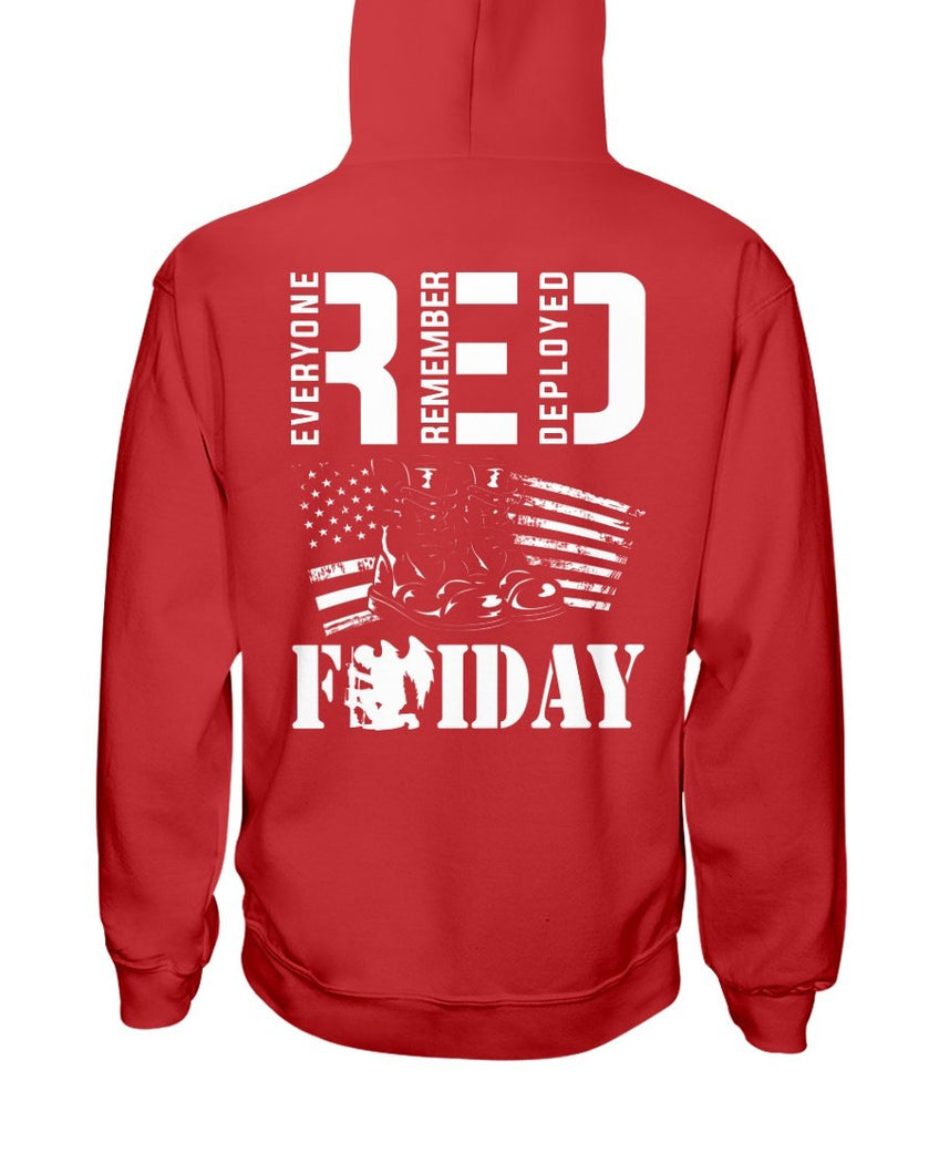 Red Friday: Remember Everyone Deployed - ATMTEE