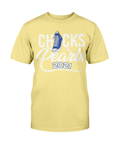 Chucks & Pearls 2021 Ver 3 T-Shirt - ATMTEE