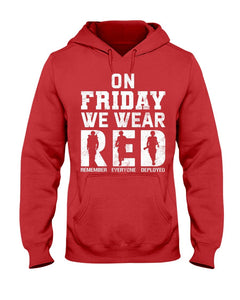 On Friday We Wear RED - ATMTEE